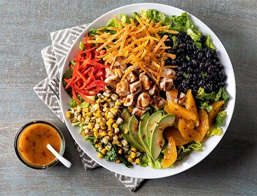 Chipotle Orange Salad Hvk 194 174 Recipes Hidden Valley